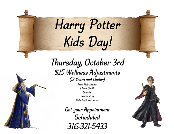 Harry Potter Kids Day Web